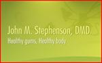 John M. Stephenson, D.M.D.