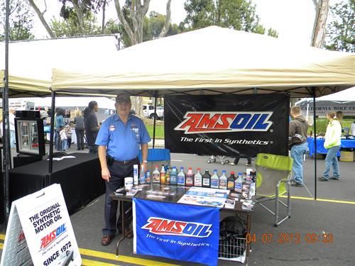 Ed At the 2013 Poway Street Fair