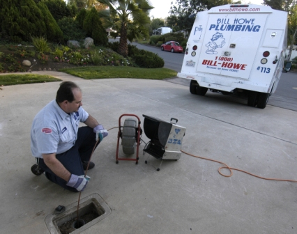 Over 30 years of sewer cleaning & inspection experience.