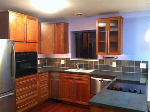 Townhome Kitchen Renovation