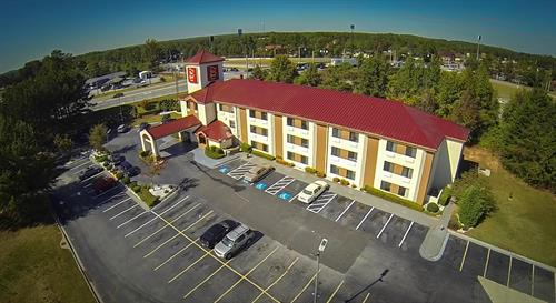 Red Roof Inn Lithonia GA