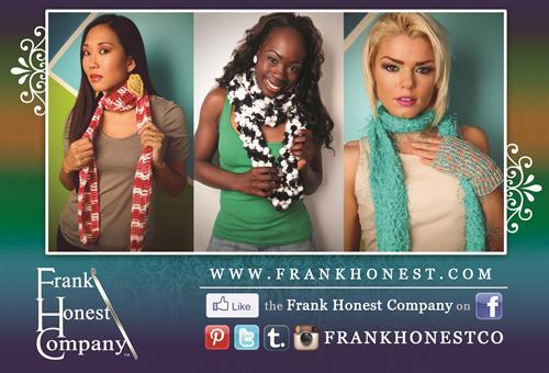 Official Frank Honest Flyer