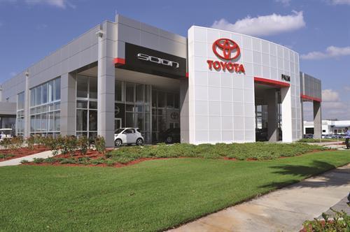 Palm Toyota Scion