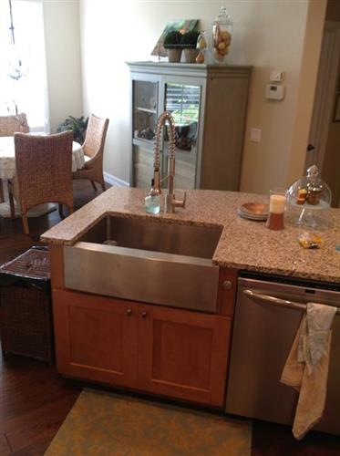 new kitchen ater