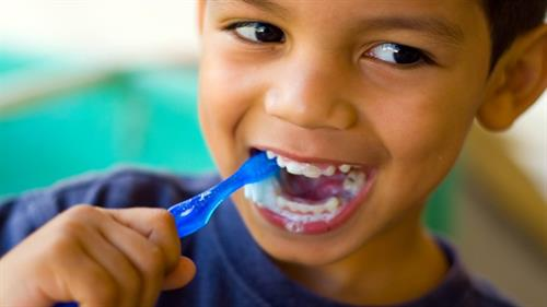Teach your children great oral hygiene habits early in life and save them lots of issues in their future!