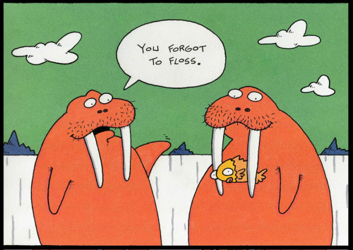 Remember to always floss!!