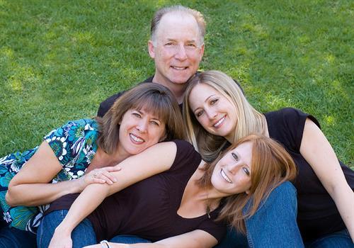 Family Portrait Photography - Park