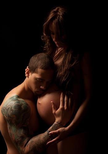 Pregnancy Portrait 3