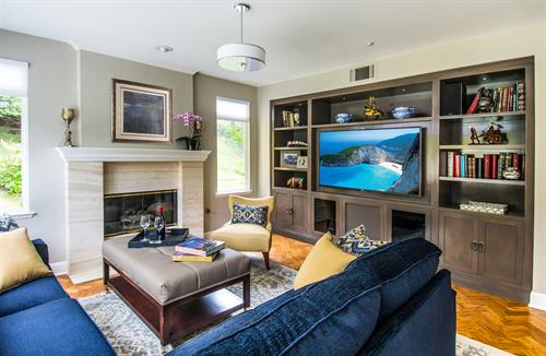 Encino A Family Room Project