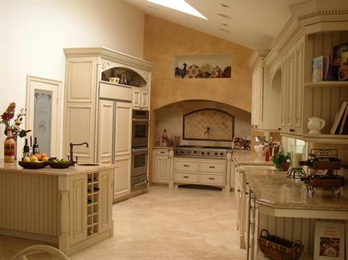 Encino T Kitchen Project