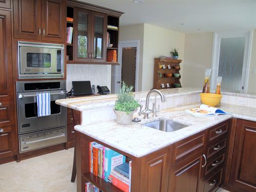 Encino W Kitchen Project