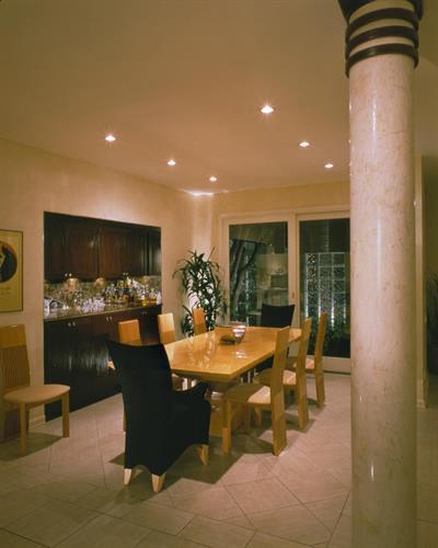Sherman Oaks K Dining Room Project