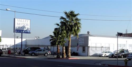 Valley Motor Center Autobody - 14954 Oxnard St., Van Nuys, CA  91411