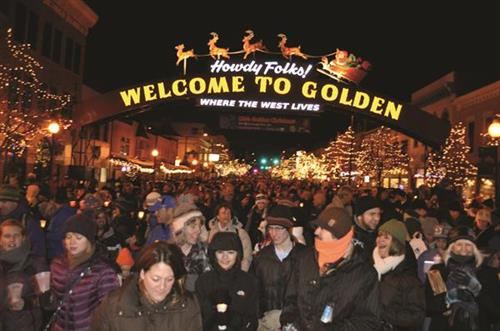 Events like Olde Golden Christmas strengthen our sense of community!
