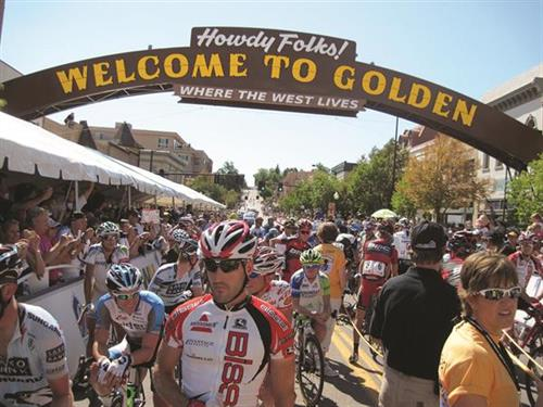 Supporting events that bring visitors to Golden is good for our economy.
