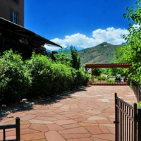 Creekside Courtyard