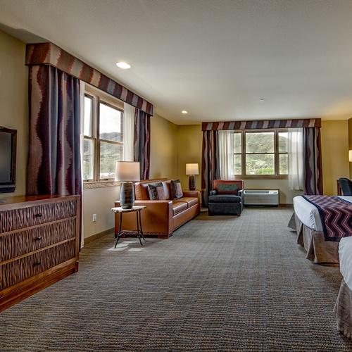 Oversize Deluxe Guest Room