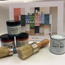 Annie Sloan Chalk Paint® Basic Starter Kit Sample Pots