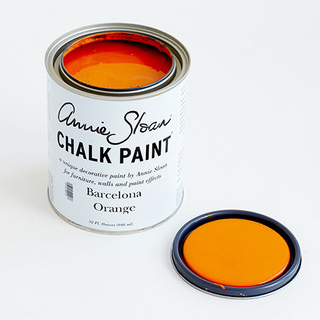 Annie Sloan Chalk Paint® in Barcelona Orange