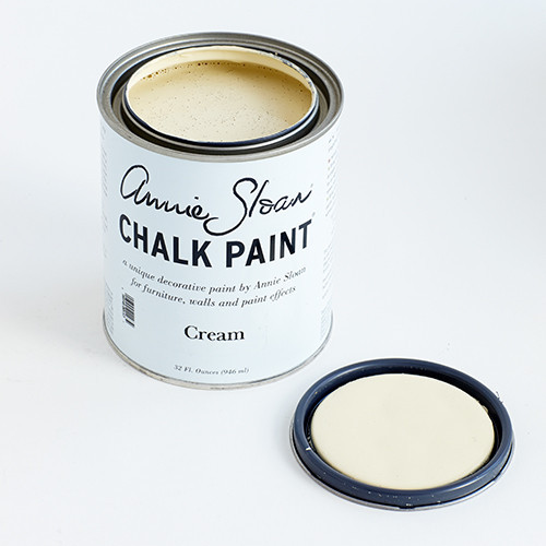 Annie Sloan Chalk Paint® in Cream