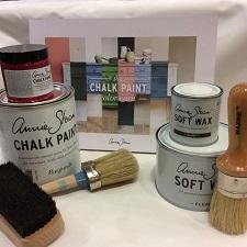 Annie Sloan Chalk Paint® Deluxe Starter Kit