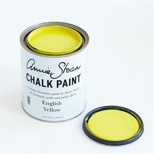 Annie Sloan Chalk Paint® in English Yellow
