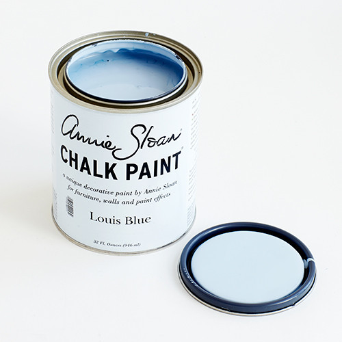 Annie Sloan Chalk Paint® in Louis Blue