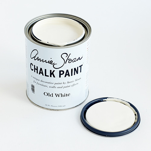 Annie Sloan Chalk Paint® in Old White