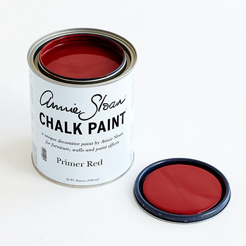 Annie Sloan Chalk Paint® in Primer Red