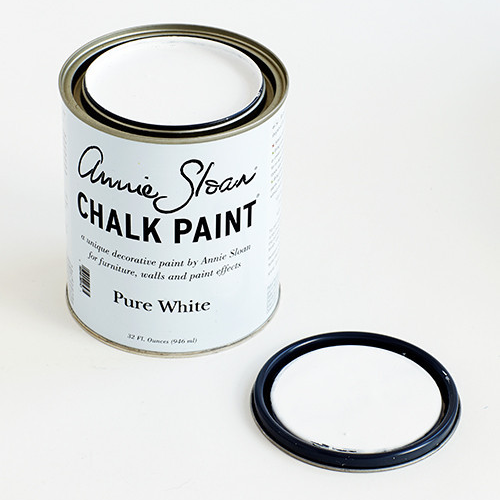 Annie Sloan Chalk Paint® in Pure White