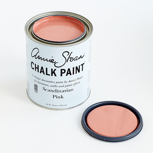 Annie Sloan Chalk Paint® in Scandinavian Pink