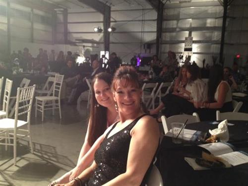 Alicia & Cheryl with WPS Health Insurance at Runway for Life