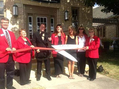 Strategic Financial Group Ribbon Cutting