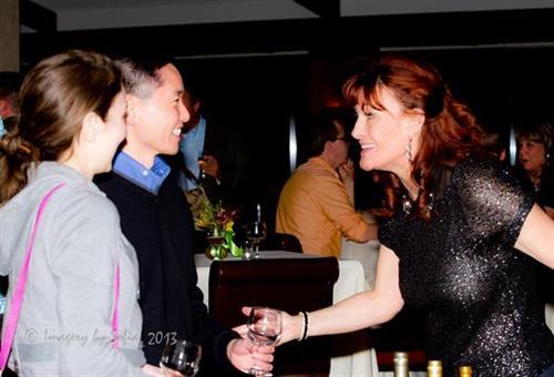 Brian Danzinger & Guest at Taste 2013