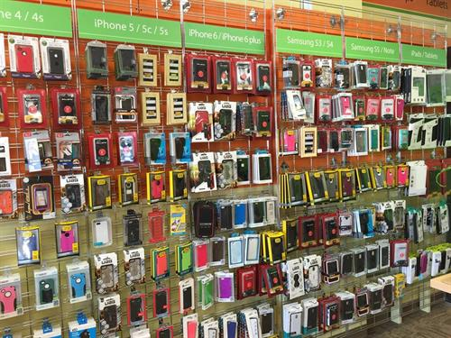 Device Pitstop of Maple Grove has accessories for your cell phones, tablets and computers.