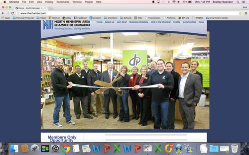 Device Pitstop of Maple Grove passionately supports local Chambers of Commerce.