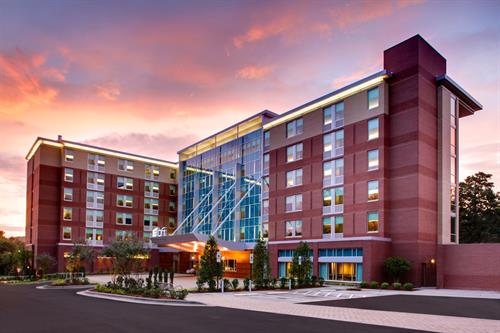 Aloft Chapel Hill | Exterior