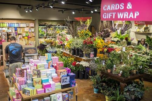 Gift and Floral Department
