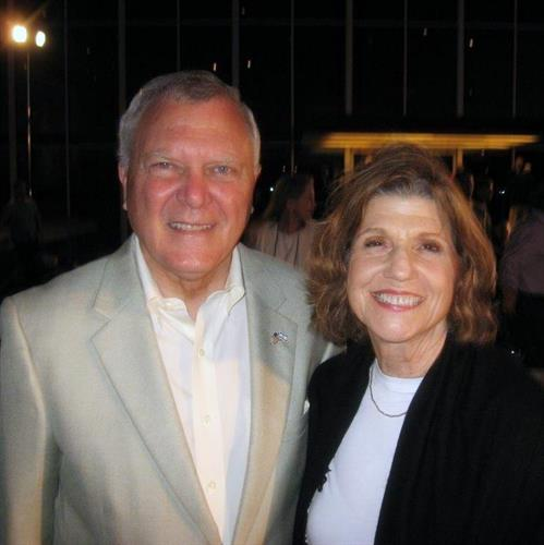 Gov Nathan Deal and Barbara Pomerance