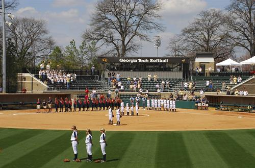 Georgia Tech Softball Stadium