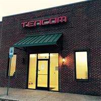 New Tencom office at 575 Mall Blvd in Dyersburg.