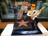 Buddy Holly gets his Star! Capitol Records