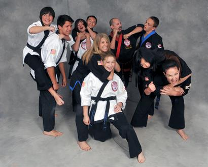 Even Black Belts Can Have Fun!!!