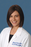 Specialty Care Physicial: Rebecca Gordon