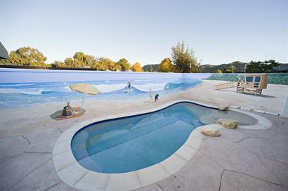 The Barkley Pet Hotel & Day Spa-Barkley Beach Pool