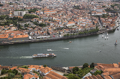 AmaVida on the Douro River