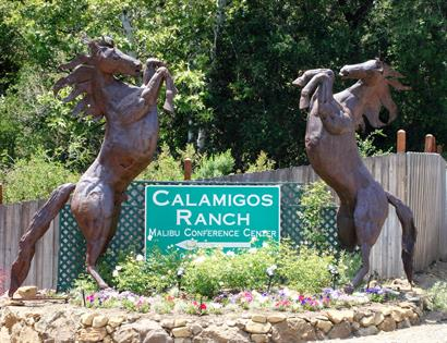 Entrance to our Beautiful Ranch