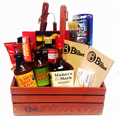 BBQ - Includes Local Sauces from Earl's Gone Wilde!