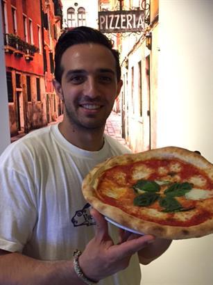 Pizza Italian style