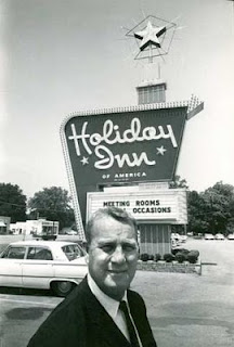 The very first Holiday Inn!